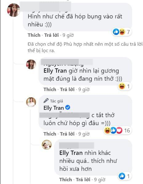 Elly Trần, body của Elly Trần, sao Việt