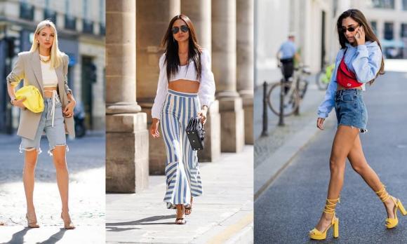 thời trang cho nữ, thời trang đẹp, thời trang đón hè
