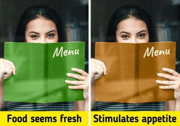 thực đơn, thực đơn của nhà hàng, kiến thức