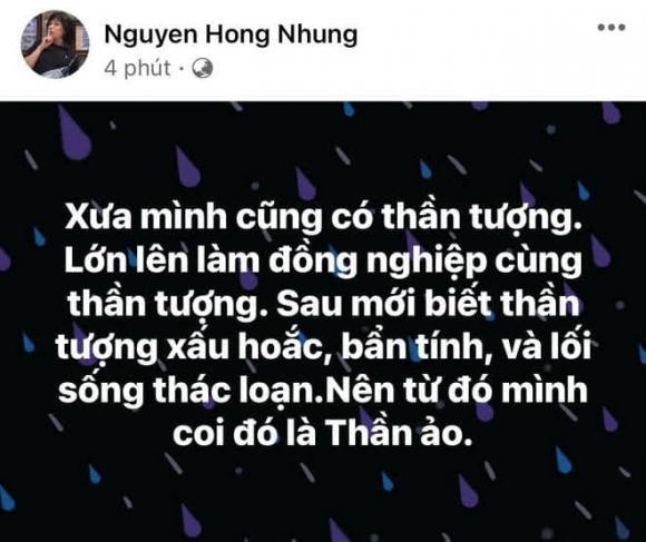Hồng Nhung, bà xã Xuân Bắc, Hoài Linh, sao việt