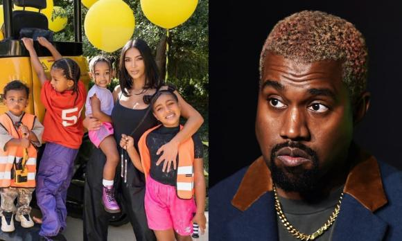 Kim Kardashian, Kim Kardashian ly hôn, sao Âu Mỹ