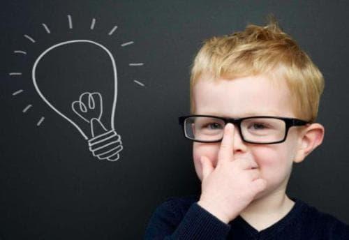 iq cao, trẻ thông minh, chăm trẻ