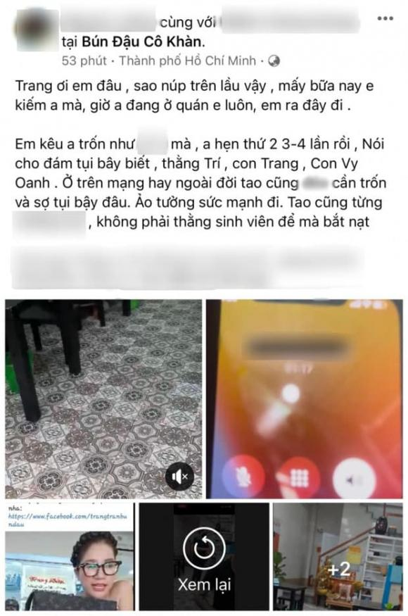 Trang Trần, cậu IT, Phương Hằng, sao Việt