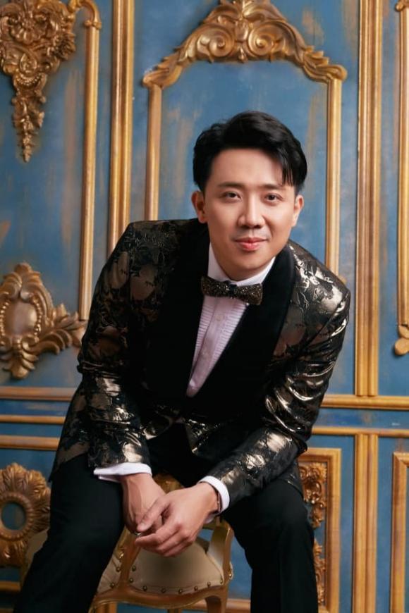 MC Trấn Thành, danh hài Trấn Thành, sao Việt, Bố già, phim Việt