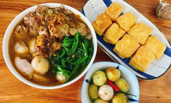 ẩm thực gia đình, món ngon mỗi ngày, sườn heo thơm ngon