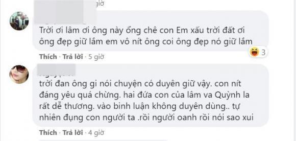 Lê Dương Bảo Lâm, con của Lê Dương Bảo Lâm, sao Việt