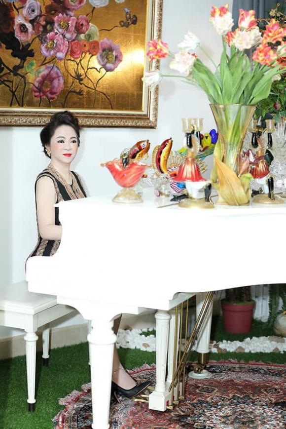 Phương Hằng, nhà bà Phương Hằng, mẫu nhà đẹp