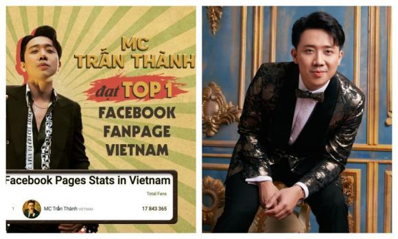 MC Trấn Thành, Tiền từ thiện, Sao Việt