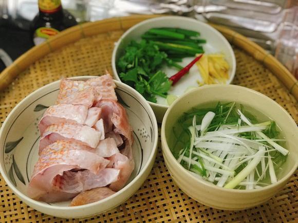 cá hấp chua ngọt, cách khử mùi tanh của cá, món ngon