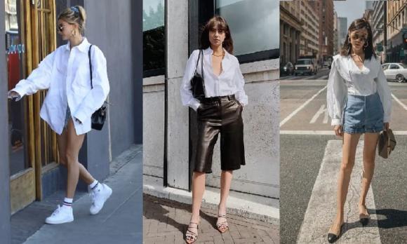 thời trang đẹp, thời trang mùa hè, cách ăn mặc mùa hè
