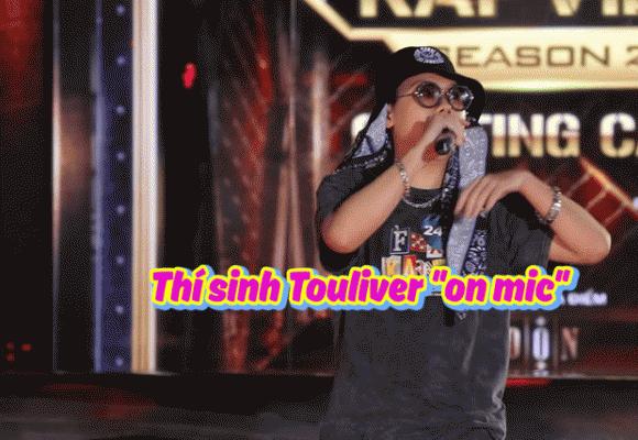 hoàng touliver, rap việt, sao việt