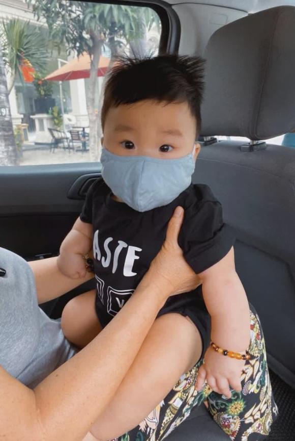 ca sĩ Hòa Minzy, sao Việt, con trai Hòa Minzy