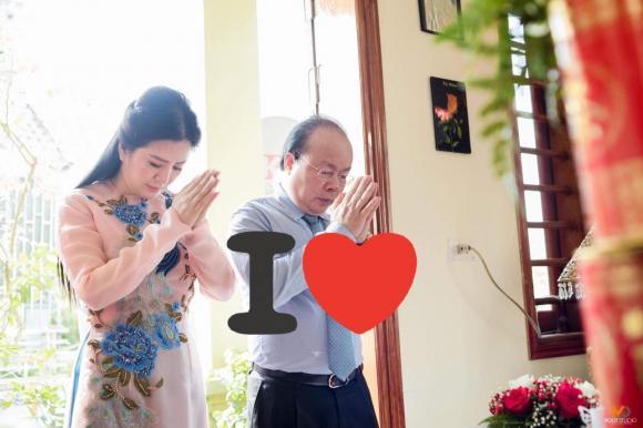 Đinh Hiền Anh, chồng Đinh Hiền Anh, sao việt