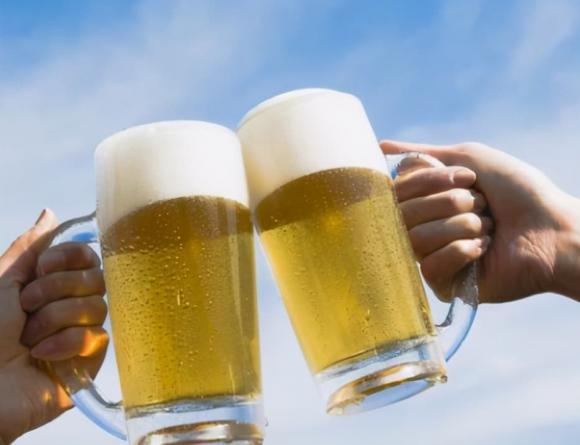 uống rượu, bia, rượu lạnh, kiến thức