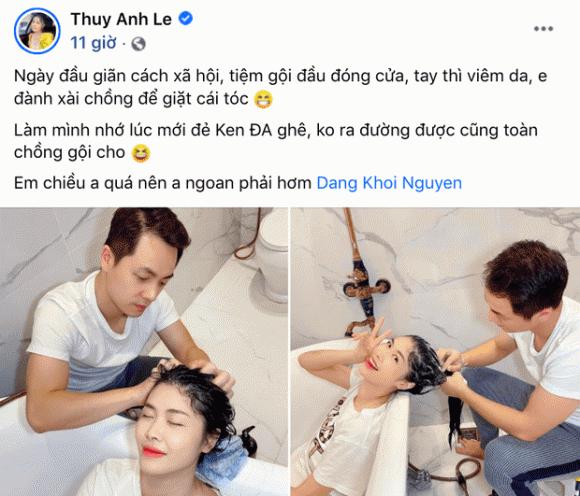 Đăng Khôi, Thủy Anh, Thúy Diễm, Phạm Quỳnh Anh, BB Trần
