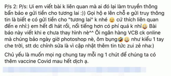 Vy Oanh, Sao Việt, Nữ ca sĩ, Từ thiện