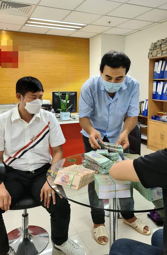 MC Quyền Linh, Sao Việt, Vắc xin