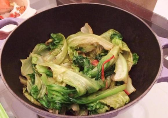 món ngon mỗi ngày, ẩm thực, rau xà lách ngon