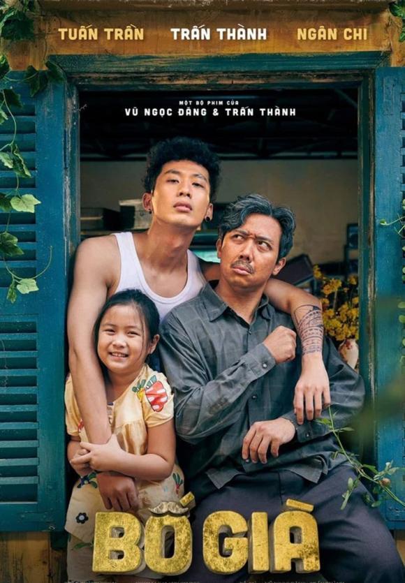 MC Trấn Thành, Phim Bố già, Sao Việt