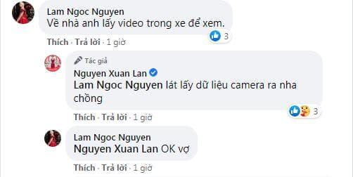 Xuân Lan, sao Việt, đập xe, dàn cảnh cướp