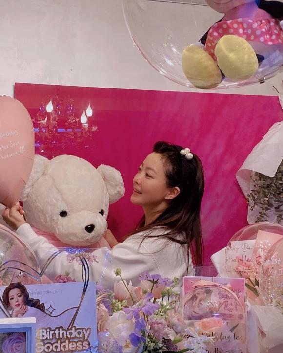 kim hee sun, sinh nhật, mặt mộc, sao hàn