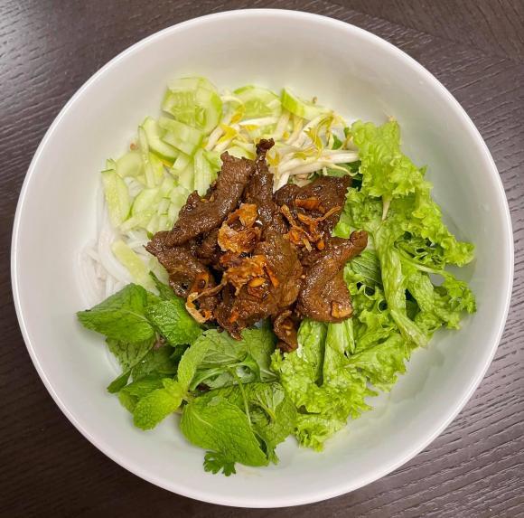 Đoan Trang, Đoan Trang nấu ăn, ca sĩ Đoan Trang
