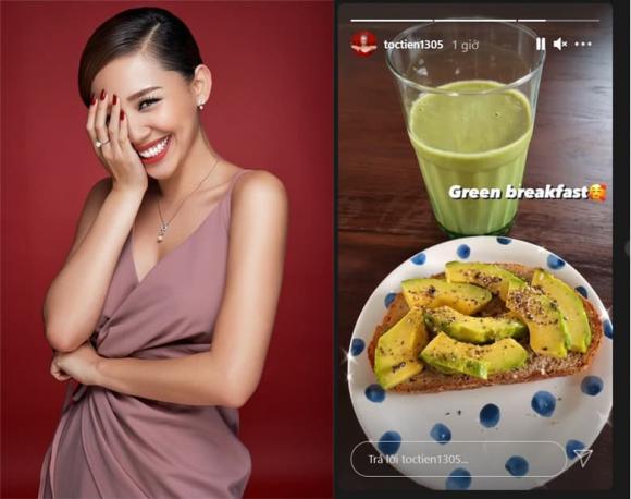 mỹ nhân Việt, đồ uống của sao Việt, Phanh Lee, H'Hen Niê, Phương Khánh, Đỗ Thị Hà