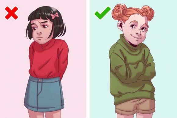 quần áo trẻ em, cách chọn quần áo trẻ em, thời trang