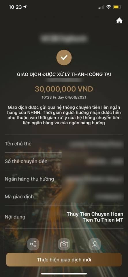 Thủy Tiên, Nữ ca sĩ, Tiền từ thiện