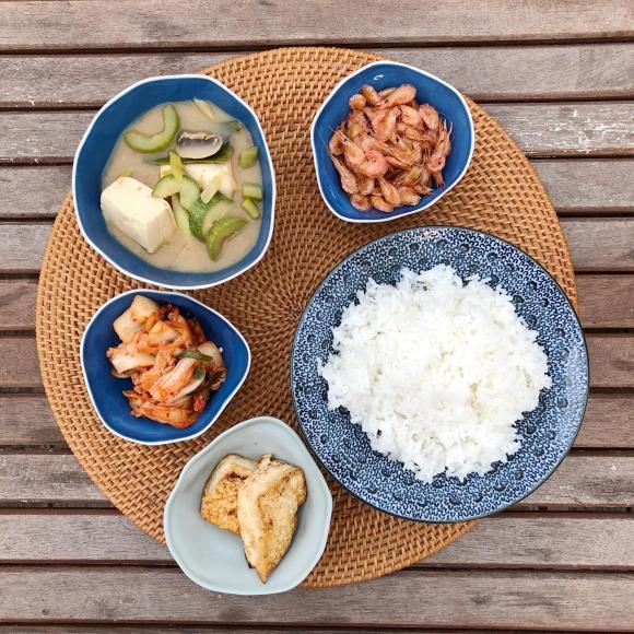 Tăng Thanh Hà, cách làm xôi khúc, món ngon