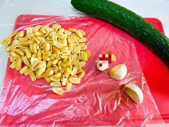 món ngon mỗi ngày, ẩm thực, món ngon từ dưa chuột