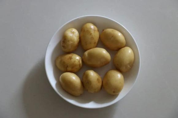 khoai tây, khoai tây chiên, dạy nấu ăn, món ăn cho bé