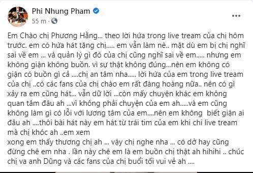Phi Nhung, bà Phương Hằng, showbiz Việt, tố cáo, tin đồn thất thiệt, sao Việt
