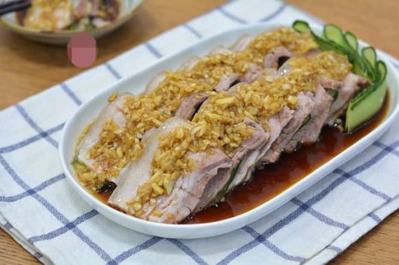 thịt lợn, thịt luộc, dạy nấu ăn, mẹo nấu ăn