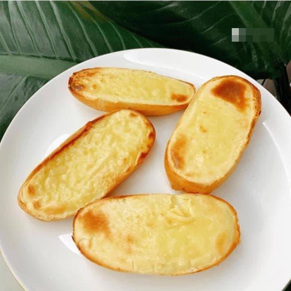 bánh mì, bánh mì phô mai, món ngon với bánh mì, món ngon