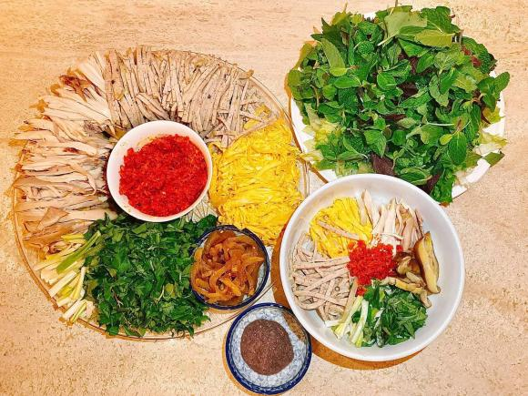 Con dâu tỷ phú Hoàng Kiều, Đào Lan Phương, sao Việt nấu ăn