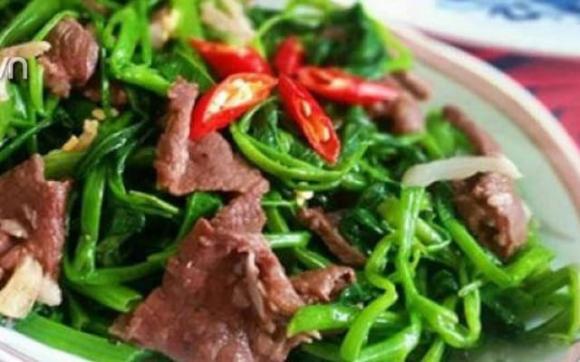 thịt bò, xào thịt bò, xào thịt bò không dai, tẩm ướp thịt bò, chế biến thịt bò, mẹo ướp và xào thịt bò