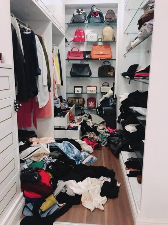 tủ quần áo, phong thủy, sai lầm phong thủy