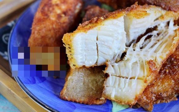 ẩm thực gia đình, món ngon mỗi ngày, cá chim chiên giòn