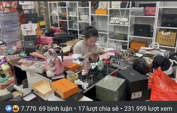 Lê Dương Bảo Lâm, Quỳnh Quỳnh, Sao Việt, Bị phạt bán hàng giả