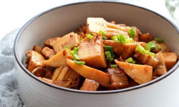 xôi đậu phộng, cách nấu xôi đậu phộng, món ngon