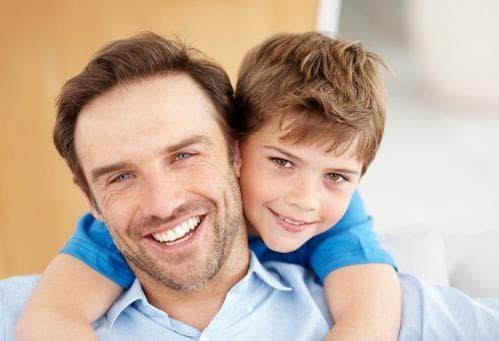con trai, dạy con, chăm con