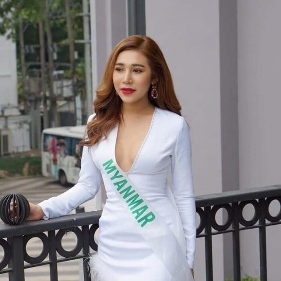Hoa hậu chuyển giới Myanmar, hoa hậu, Hoa hậu Myanmar