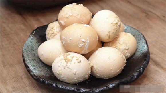 trứng, trứng luộc, nấu bằng nồi cơm điện, dạy nấu ăn, mẹo nấu ăn