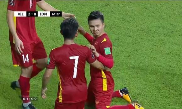Quang Hải, Nhật Lê, đội tuyển bóng đá Việt Nam