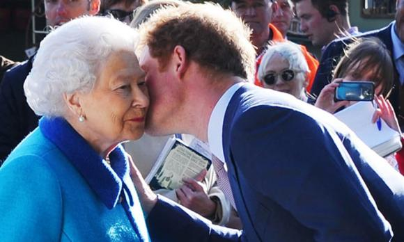 nữ hoàng anh, harry meghan, meghan markle