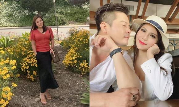 diễn viên Hoàng Anh, vợ cũ của diễn viên Hoàng Anh, sao Việt