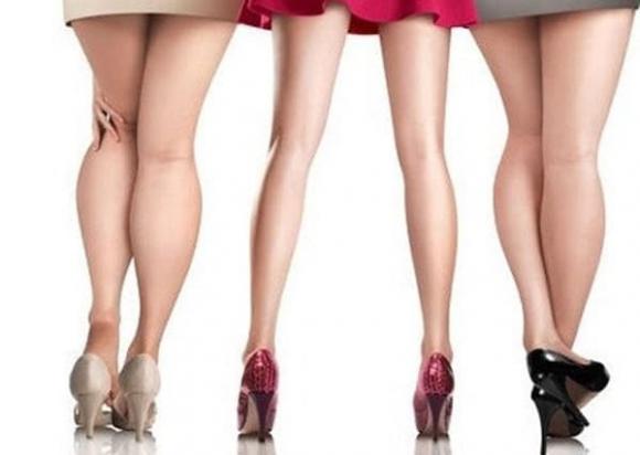 bắp chân to, tướng phụ nữ, quý tướng, nhân tướng học