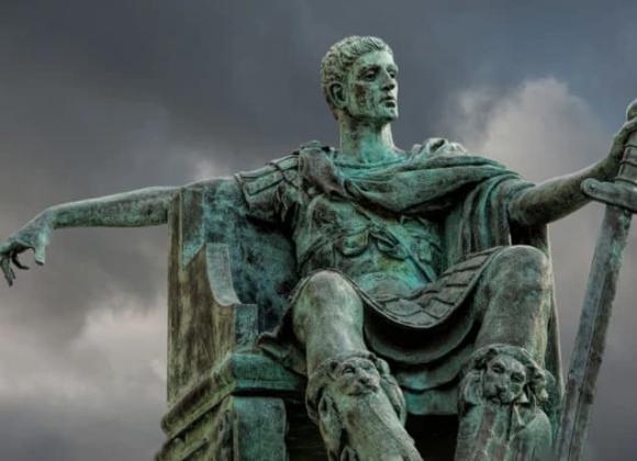 Đế chế La Mã, khai quật, bộ xương