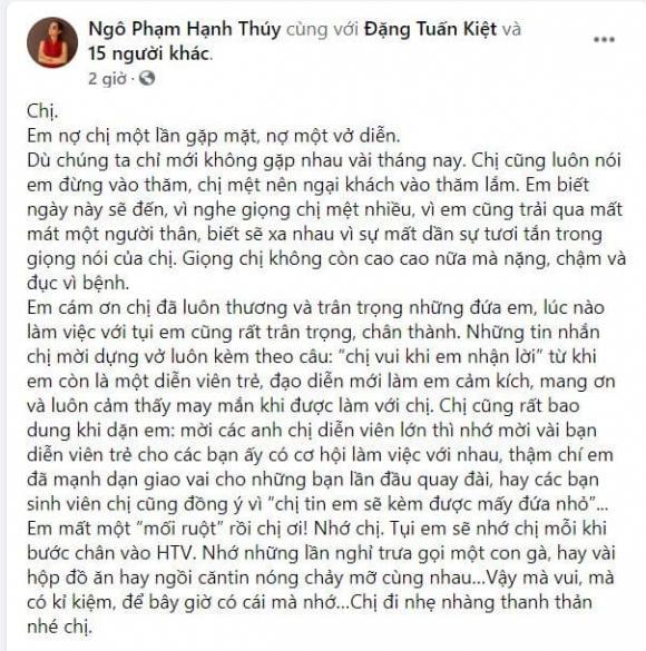 Lê Giang, Sao Việt, MC Cẩm Liên
